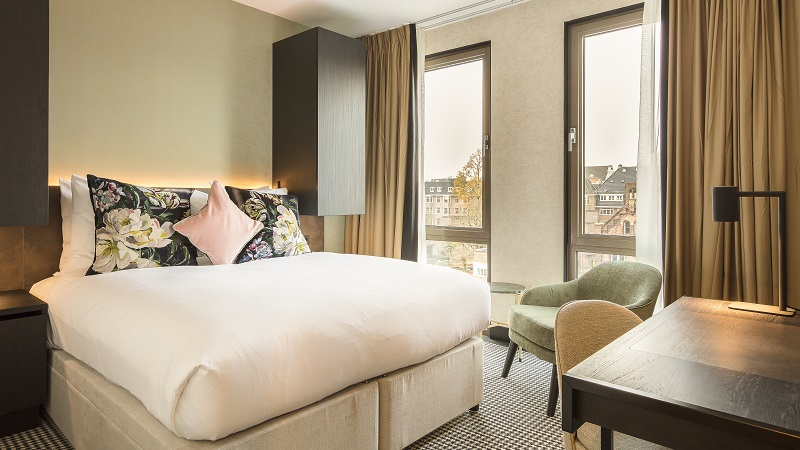 Monet Garden Hotel Website 1
